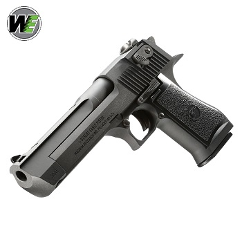 WE x IMI Desert Eagle .50AE GBB - Black