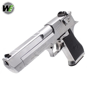 WE x IMI Desert Eagle .50AE GBB - Stainless