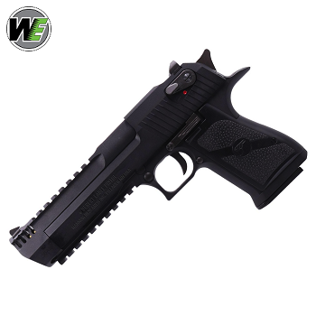 WE x IMI Desert Eagle L6 .50AE GBB - Black