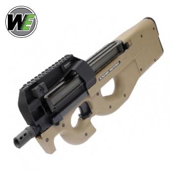 WE P90 TR GBB SMG - Desert