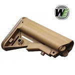 WE SOPMOD Type Stock - FDE