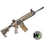 WE HK416 GBBR - Desert