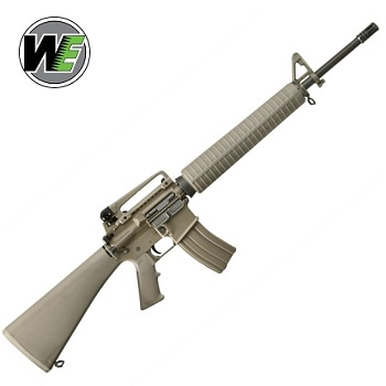 WE M16A3 GBBR - FDE