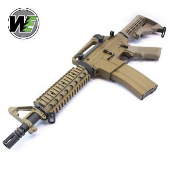 WE M4 CQB-R GBBR - FDE