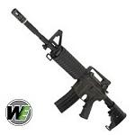 WE M4A1 GBBR - Black