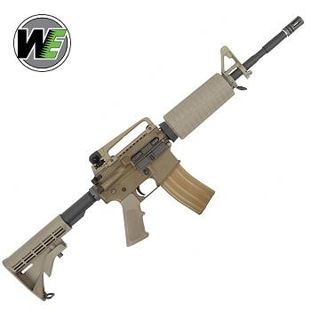 WE M4A1 GBBR - FDE