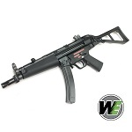 "WE MP5 A2 P.D.W. ""Apache"" GBB SMG"