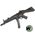"WE MP5 A2 ""Apache"" GBB SMG"