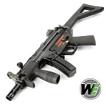 "WE MP5 K P.D.W. ""Apache"" GBB SMG"