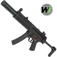 "WE MP5 SD3 ""Apache"" GBB SMG"