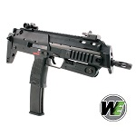 WE SMG7A1 GBB - Black