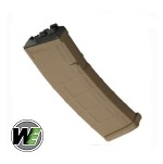 WE PMAG für ACR / M4 GBBR (Gas) FDE - 30rnd