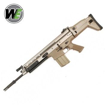 WE SCAR-H Mk. 17 Mod. 0 AEG - FDE