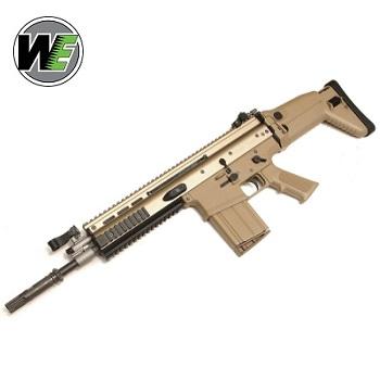 WE SCAR-H MK.17 Mod 0 CQC GBBR - FDE