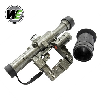 WE PSO-1 SVD Scope Beleuchtet