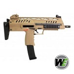 WE SMG-8 (MP7) GBB - FDE