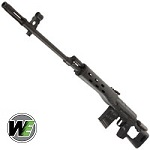 WE SVD GBBR - Black