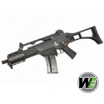 WE G36C AEG - Black