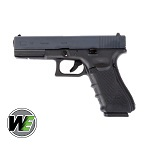 WE G17 GBB - Black