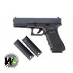 WE G17 (Gen. 4) GBB - Black