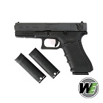 WE G18C (Gen. 4) GBB - Black