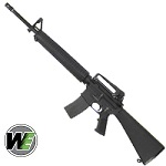 WE M16A3 GBBR - Black