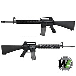"WE M16 A4 R.A.S. ""Katana"" AEG - Black"