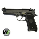 WE M92 GBB - Black