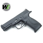 WE MnP 9 GBB - Black