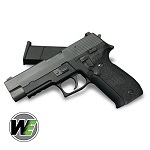 "WE F226 / P226R ""Seal Team Six"" GBB - Black"