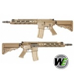 "WE M4 Raptor ""Katana"" AEG - FDE"