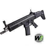WE SCAR-L MK.16 Mod 0 CQC GBBR - Black