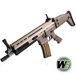 WE SCAR-L Mk. 16 Mod. 0 CQC AEG - FDE