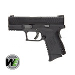 WE XDM 3.8 Compact GBB - Black