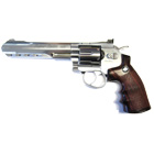 "WinGun Super Sport 702 6"" Co² Revolver - Chrome"