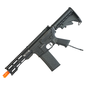 "Wolverine Airsoft M4 MTW (Inferno Gen. 2) 7"" HPA Rifle - Black"