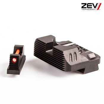 ZEV ® Sight Set (Fiber Front, Combat Rear) für Glock ® Serie