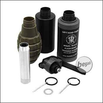 APS Thunder-B Co² Handgranaten-Set (3er Pack)