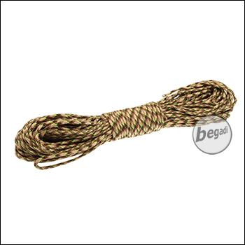 "BE-X Paracord (550lbs), 30m - ""Canadian Style Digital"""