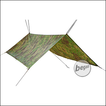 BE-X FronTier One LRRP Tarp, PenCott - Greenzone