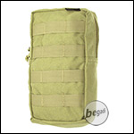 "BE-X Tasche ""Upright Utility"" - Coyote Tan"