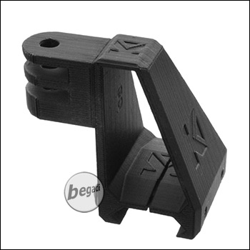 Kyou GoPro Picatinny Side Mount - Black