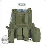 "PHX Plate Carrier / Weste ""FSBE Style"" - olive"