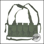 "BE-X Chest Rig ""M16"" - olive"