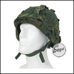 BE-X Helmbezug - Flecktarn