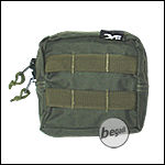 "BE-X Tasche ""Small acc."" - olive"