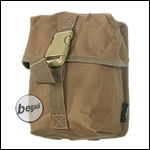 "BE-X Tasche ""Ration"" - coyote brown"