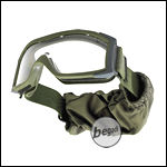 Bollé Schutzbrille X-1000 - Olive