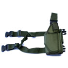 EMERSON Universal Tactical Holster rechts  (600D) - Olive