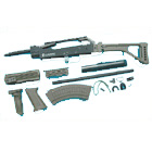 AK Special Forces 100M Conversion Kit (Folding Stock)(OD)